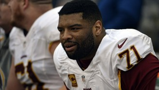 Trent Williams Announced He Had Cancer And Claimed Washington 'Underestimated' It As Minor Six Years Ago