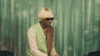 Tyler The Creator Attends A Violent High School Dance In His New 'I Think' Video