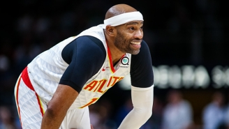 42-Year-Old Vince Carter Caught Fire In The Second Quarter Against The Knicks