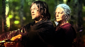 The Weirdest And Scariest Encounters Between 'The Walking Dead' Fans And The Cast