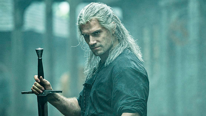 Watch The Witcher Trailer Henry Cavill S Geralt Is