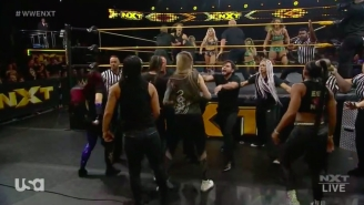 NXT Results 10/30/19