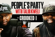 'People's Party With Talib Kweli' Episode 17 -- Crooked I