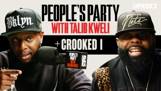 Talib Kweli And Crooked I Talk Tupac, Slaughterhouse, And Wu-Tang Biopic Writing