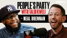 Talib Kweli And Neal Brennan Talk Chappelle's Show, SNL & Mining Politics For Jokes