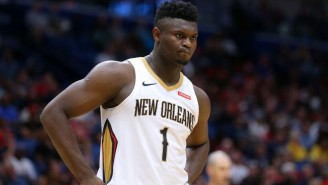Zion Williamson Will Miss 6-8 Weeks After Arthroscopic Surgery On His Knee