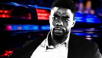 Chadwick Boseman And Competent Camera Work Make '21 Bridges' A Delightful B-Movie Throwback