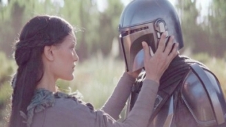 'The Mandalorian' Has Answered Why The Mandalorian Can Never Take His Helmet Off In Front Of Someone