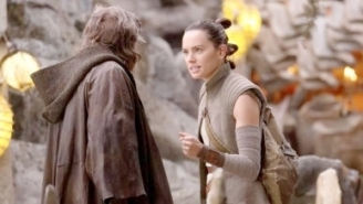 Daisy Ridley Weighs In On Which 'Star Wars' Creature Is Cuter: Baby Yoda Or Porgs?