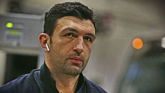 Zaza Pachulia Is Getting Used To Life After Basketball In The Warriors Front Office