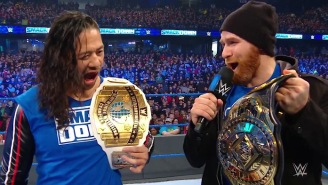 WWE Friday Night Smackdown Results 11/22/19