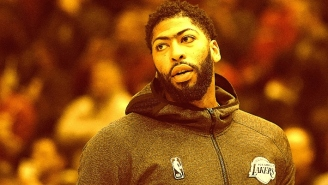 Anthony Davis And The Lakers Know That Defense Wins Championships