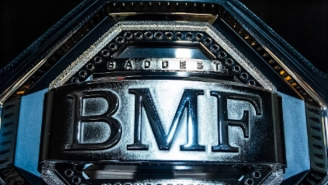 The 'BMF' Title Was Officially Unveiled Ahead Of UFC 244