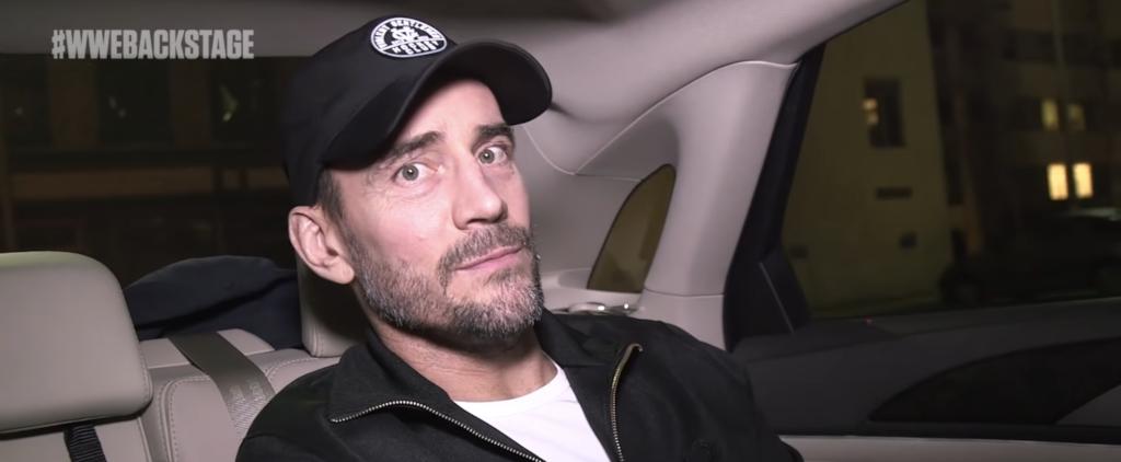 Fox Put Effort Into Keeping CM Punk's WWE Backstage Debut A Surprise