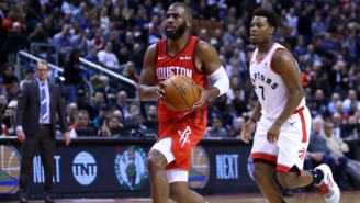 Chris Paul Texted Kyle Lowry During The Finals To Give Him Advice On Beating The Warriors