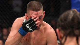 Jorge Masvidal Won The BMF Title Against Nate Diaz After A Doctor Stopped The Fight