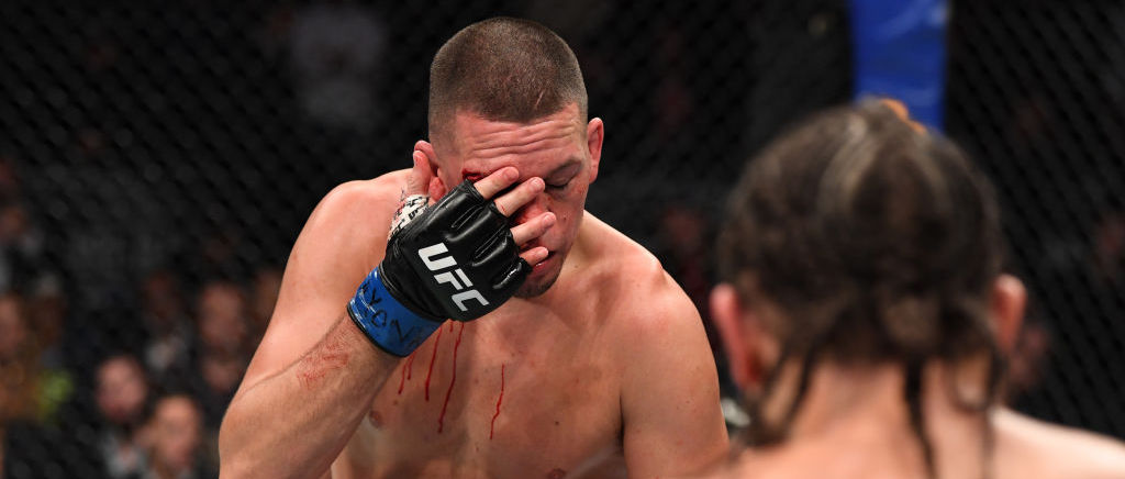 Nate Diaz Jorge Masvidal UFC 244