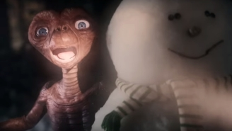 E.T. Is Back To Learn About The Internet In A Nostalgia-Filled Xfinity Commercial