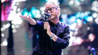 The National's Matt Berninger Performs A Cover Of Big Thief's 'Not' At A Benefit Concert
