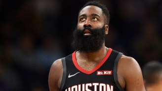James Harden Clarified That His Face Mask 'Wasn't A Political Statement'