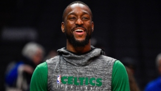 Kemba Walker Was Released From The Hospital And Will Return To Boston With The Celtics