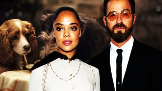 In Which We Talk About Dogs With 'Lady And The Tramp' Voice Stars Tessa Thompson And Justin Theroux