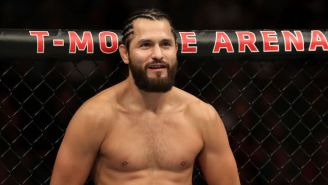 "Jorge Masvidal Called Out Conor McGregor, Canelo Alvarez Following ""BMF"" Title Win"