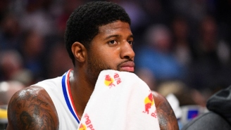 Paul George Admits He's Been 'Shying Away From Contact' After Shoulder Surgery