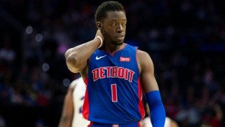 Reggie Jackson Will Miss At Least Four Weeks Due To A Back Injury