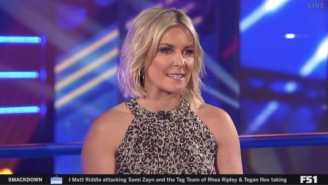 Renee Young's WWE Exit Leaves The Organization In A Better Place Than She Found It