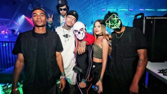 These Photos From Escape: Psycho Circus Capture All The Energy And Style Of Halloween Weekend