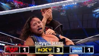 WWE Survivor Series 2019 Results