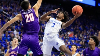 No. 1 Kentucky Suffered A Stunning Home Upset To Evansville