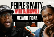 'People's Party With Talib Kweli' Episode 21 -- Melanie Fiona