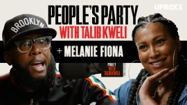 Talib Kweli And Melanie Fiona Talk Drake, Toronto Hip-Hop Scene & Major Label Deals