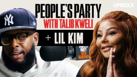 Talib Kweli And Lil Kim Talk Her Bars, Biggie, Diddy, Censorship, & Marmalade