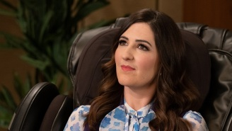 D'arcy Carden Of 'The Good Place' Has An Amazingly Uncomfortable Harry Styles Story