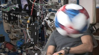 Adidas Will Start Testing Their Products On The International Space Station