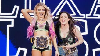 Alexa Bliss Returns To The Ring At WWE Starrcade, Plus A Last Man Standing Match