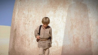 George Lucas Was Told Making A 'Star Wars' About Anakin As A Boy Would 'Destroy The Franchise'