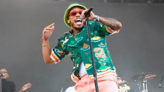 Anderson .Paak Announces His Weekly Coloring Contest To Keep Kids Entertained While In Quarantine