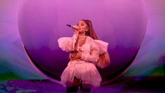 Ariana Grande Has Released Her New Live Album, 'K Bye For Now (SWT Live)'