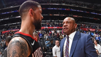 Austin Rivers Goaded His Dad Doc Into Getting Ejected Against The Rockets