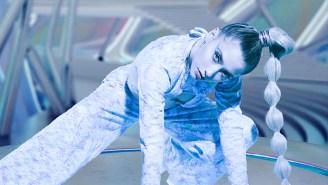 On 'Planet Y2K,' LIZ Makes '00s Pop Sound Weirder, Glitchier, And Futuristic
