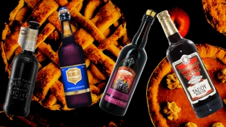 Bartenders Tell Us The Best Beers To Pair With Thanksgiving Desserts