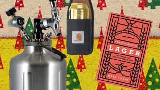 Books, Canteens, And Home Brew Kits — Perfect Gifts For The Beer Lover In Your Life