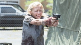 'The Walking Dead' Dropped A Nifty Easter Egg Involving Beta And Beth Into The Latest Episode