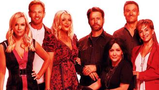 'BH90210' Is Not Coming Back For A Second Season