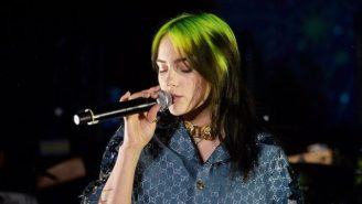 Billie Eilish Recorded A Live Acoustic Album At Jack White's Third Man Records