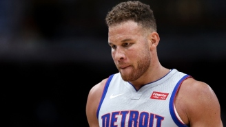 Blake Griffin Feels 'Great' And Is Preparing To Ramp Up His Workouts After Knee Surgery